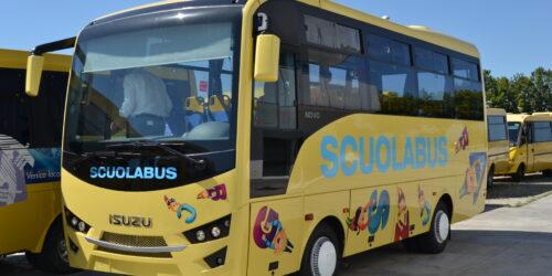 scuolabus usati in vendita